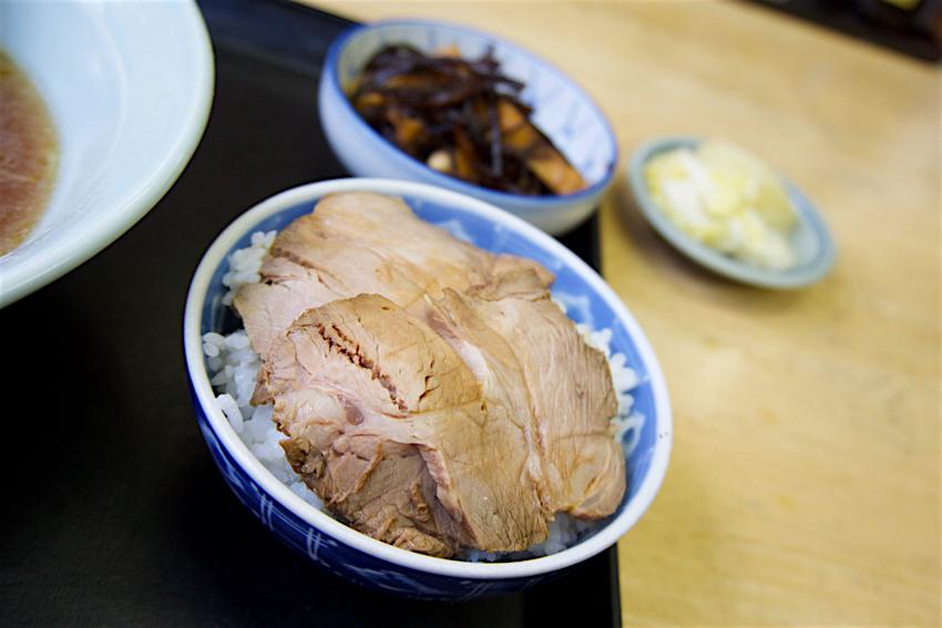 松月食堂@壬生町通町 2 Andy特製チャーシュー丼