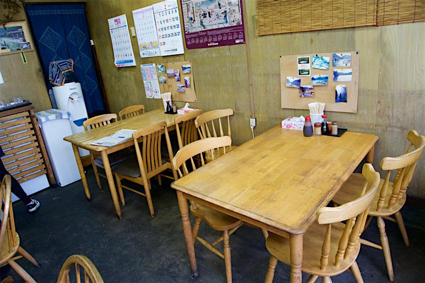 松月食堂@壬生町通町 2 店内