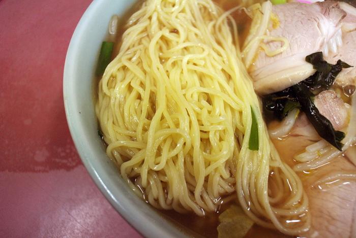 千渡食堂 ちゃしゅーラーメン2