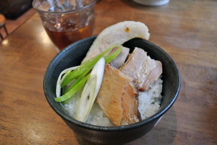 らーめん厨房どる屋@宇都宮市中央 5 Andy特製チャーシュー丼