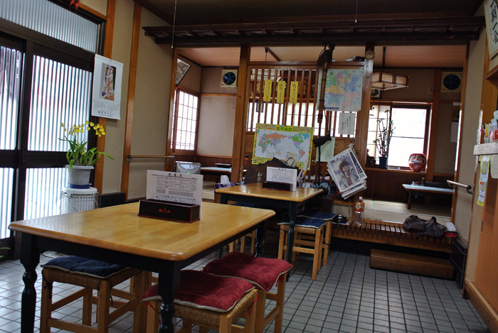 加志和食堂@壬生町安塚 店内