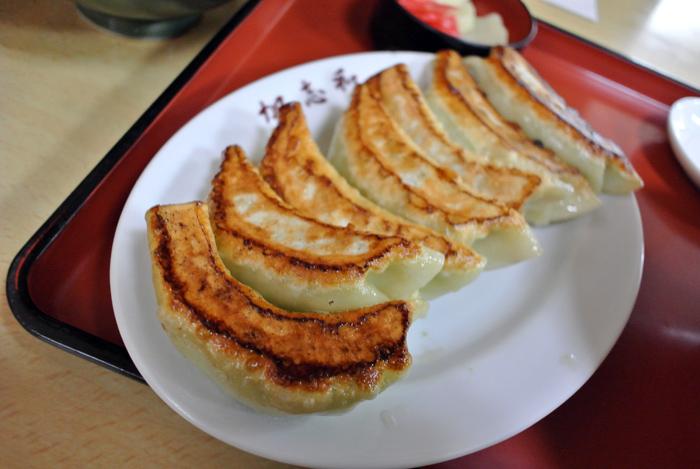 加志和食堂@壬生町安塚 餃子