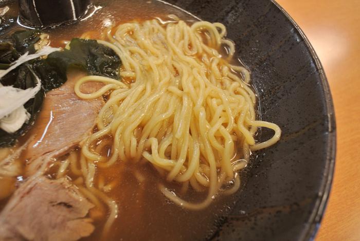 ラーメンショップ壬生店@壬生町本丸 焦がし醤油ラーメン2