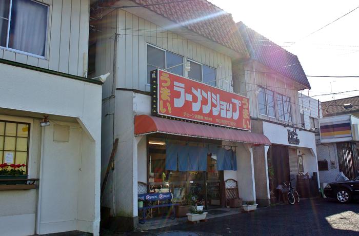 ラーメンショップ壬生店@壬生町本丸 外観
