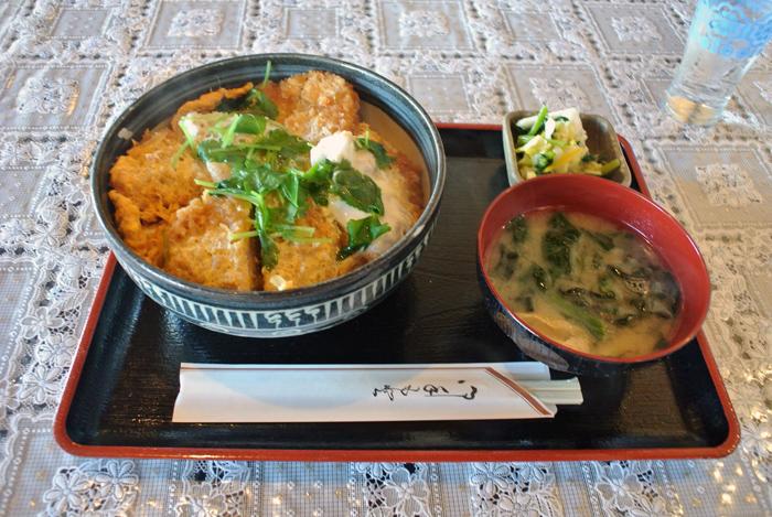 お食事処 金昇@上三川町多功 2 カツ丼1