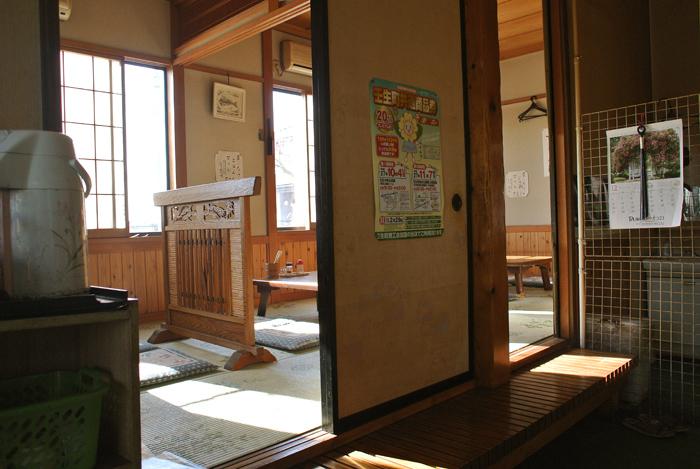 まいど食堂@壬生町壬生甲 店内2