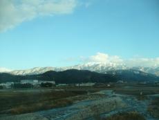 新幹線からの車窓その2