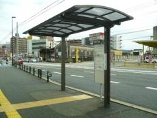 吉田バス停