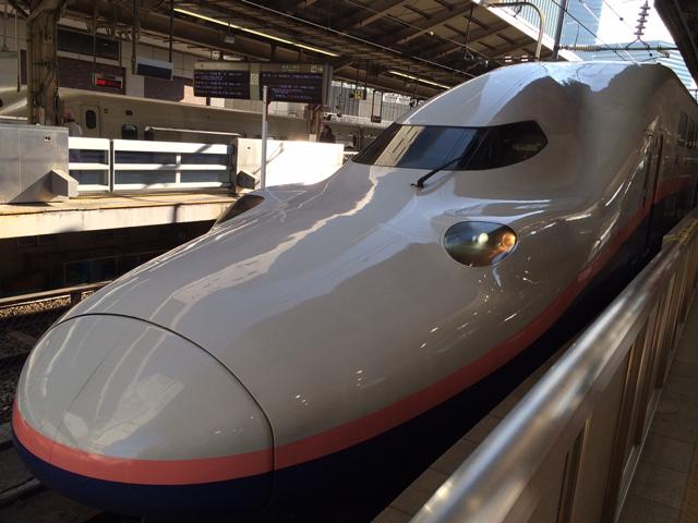 新幹線20160103