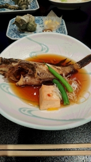 鞆の浦夕飯2