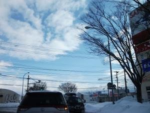 160101正月の空