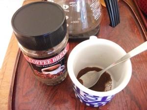 160104インスタントコーヒー