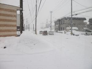 160207雪は降る