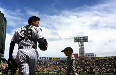 矢野さん後ろ姿