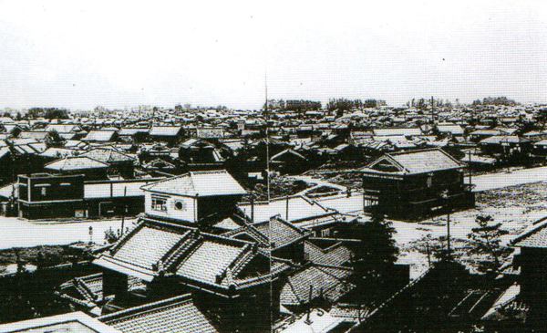 昭和初期の豊中玉井町