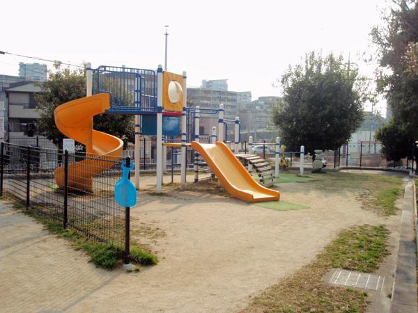 上野東2丁目第2公園 (3)