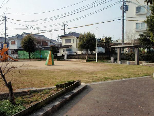 上野東2丁目第2公園 (2)