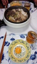 お昼すき焼きデー6