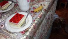 ケーキ食べましょ2