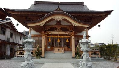 新年 白蛇神社4