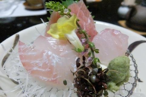 湯河原藤田屋の夕食