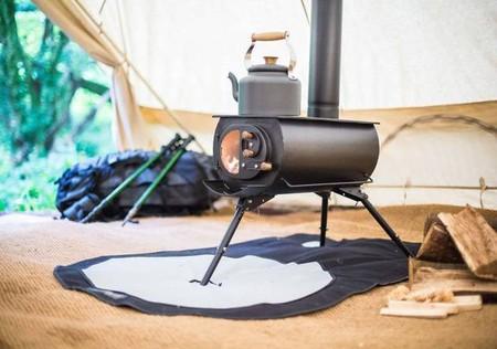 トリップアミューズメント 旅ブログ 旅行 トラベル キャンプ アウトドア 冬キャンプ ギア ガジェット ANEVAY Frontier Plus