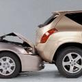 自動車の衝突