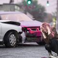 普通車の相互事故