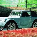 古い軽自動車