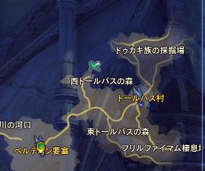 パベル透明地図