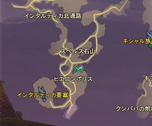 マヒルヌ透明地図
