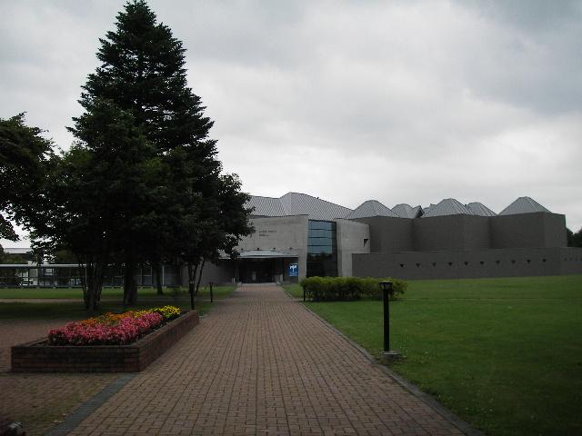 神田日勝記念美術館2015