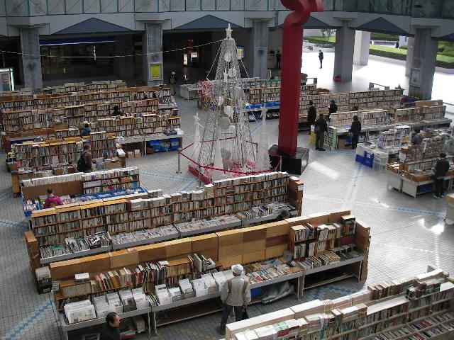 弁天町ORC200古本祭り201511-2