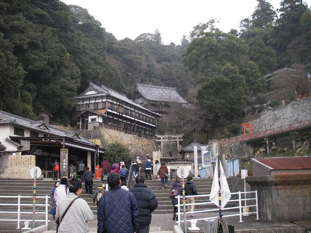 竹生島上陸201601