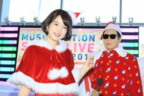テレビ朝日・弘中綾香アナのサンタクロースコスプレが可愛すぎると話題に 「初々しい」「反則の可愛さ」と絶賛の声2