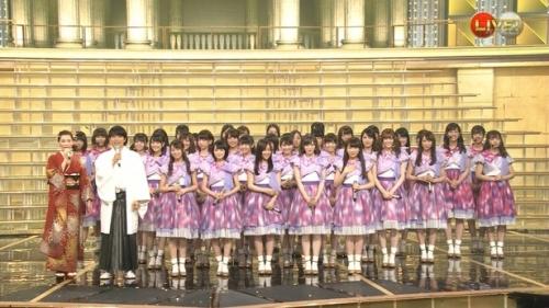 乃木坂46が紅白で魅せた圧倒的なアイドルの力2