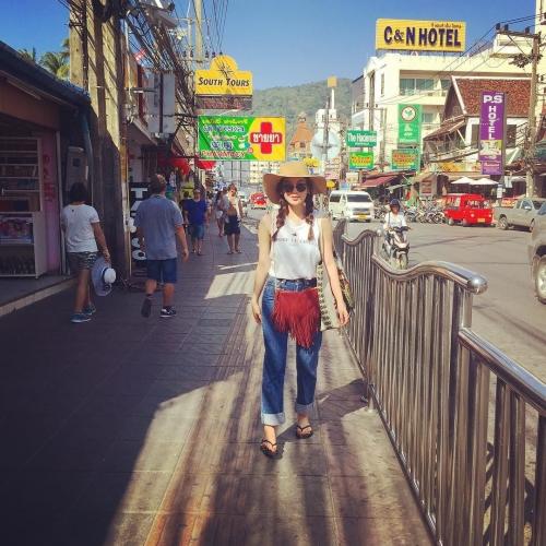 筧美和子のふくよかなインスタ画像に「モデルというには太すぎ!」の声1