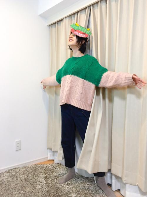 """能年玲奈 """"節分劇場""""にファン歓喜、10枚以上の連続写真で豆まき報告。3"""