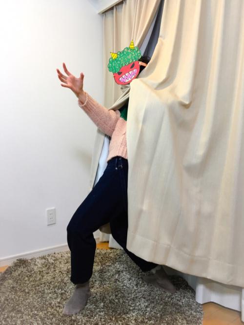 """能年玲奈 """"節分劇場""""にファン歓喜、10枚以上の連続写真で豆まき報告。10"""