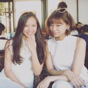 西内まりや、姉の西内ひろとの2ショット公開 「こんな美人姉妹に遭遇してみたい」の声