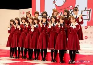 """紅白曲目決定、乃木坂46は""""神曲""""「君の名は希望」生駒センター曲で憧れ舞台"""