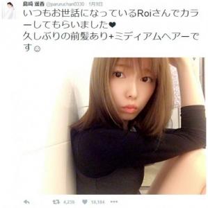 【AKB48】鼻が不自然?島崎遥香に整形疑惑?!