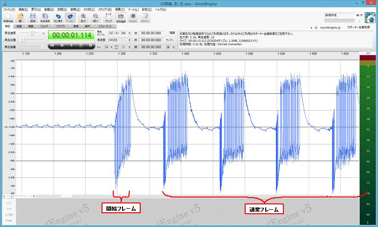 JOZENラジコン(TOYOTA86)プロトコル分析1