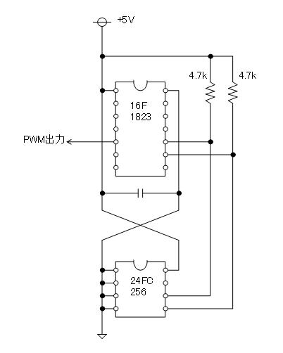 電子オルゴール+音声再生Ver5_4(回路図)