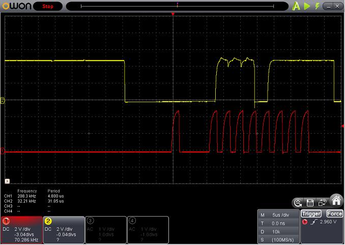 電子オルゴール+音声再生Ver5_4(I2C波形)