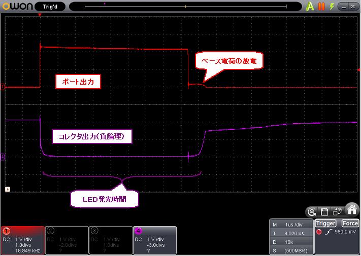 サーフボーイの修理波形0
