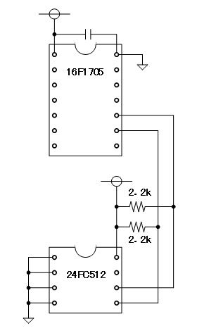 アンパンマンキッチン(電子オルゴール・音声再生換装)実機確認環境回路図