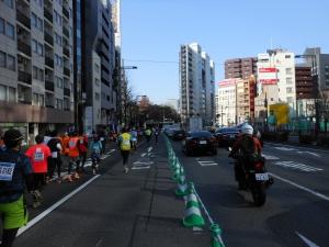 新宿通り下り線