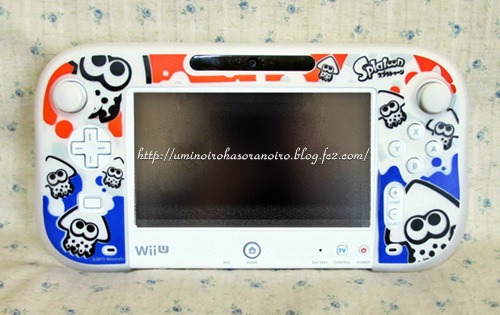 Wii U GamePad TypeA