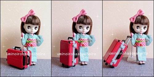 すずめのスーツケース比較